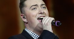 Sam Smith Live Jingle Bell Ball 2014