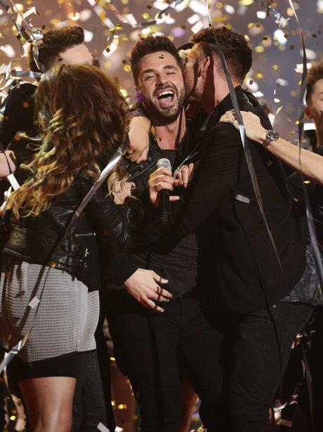 Ben Haenow X Factor Winner 2014