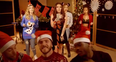 Little Mix Christmas Cover video
