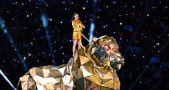 Katy Perry 2015 Super Bowl XLIX Halftime Show
