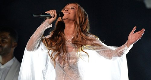 Grammy Performances 2015 Beyonce Performs at The Grammy