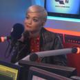 Rita Ora Charli XCX at Capital