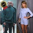 Taylor Swift V. Kanye