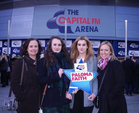 Paloma Faith at The Capital FM Arena