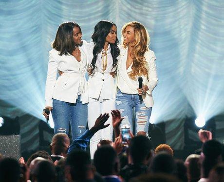 Destiny's Child at Stellar Awards 2015 1