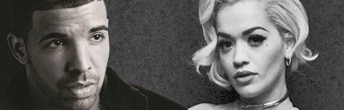 Drake & Rita Ora