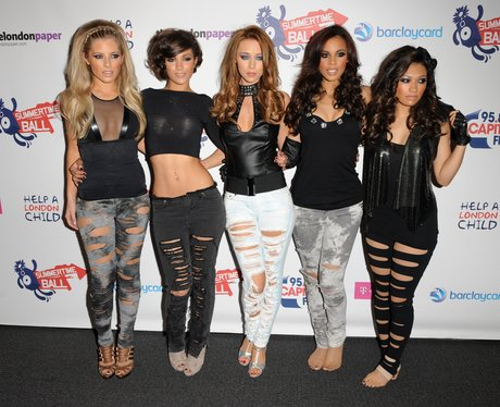 The Saturdays Summertime Ball 2009