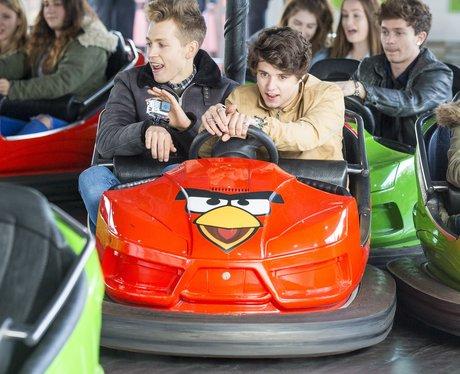 The Vamps Dodjems Theme Park