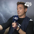 Robert Downey Jr Sings