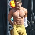 Zac Efron Topless