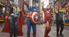 Avengers Ultron Funk Parody Video