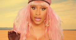 Nicki Minaj David Guetta 'Hey Mama' Music Video