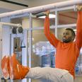 Jason Derulo workout