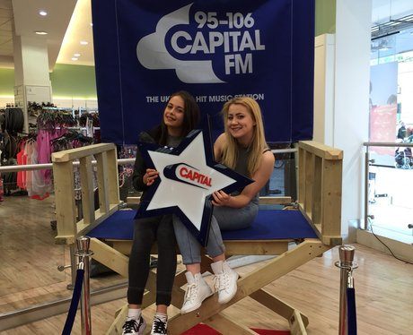Capital STB at Primark Nottingham