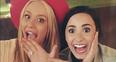 Demi Lovato and Iggy Azalea