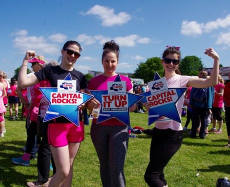 Race For Life - Nottingham