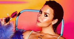 Demi Lovato 'Cool For The Summer' Artwork