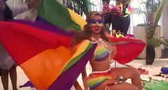 Beyonce 7/11 Pride Remake
