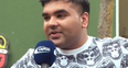 Naughty Boy Wireless Party Interview