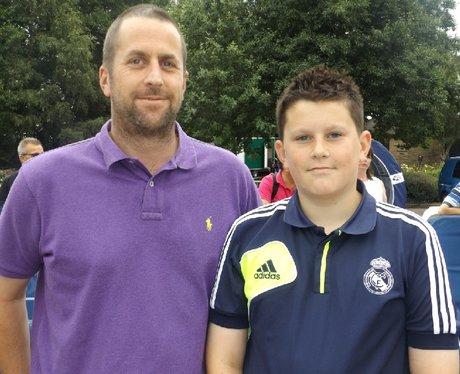 Celtic Manor Celeb Cup Sunday Part 1