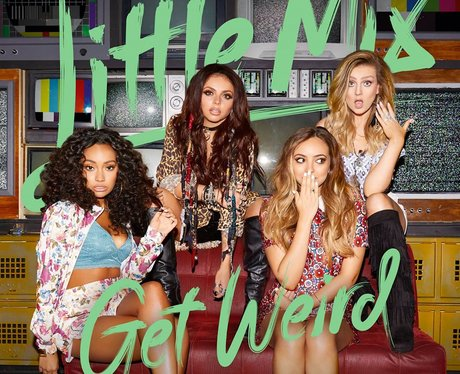 Little Mix Get Weird Deluxe Art Work