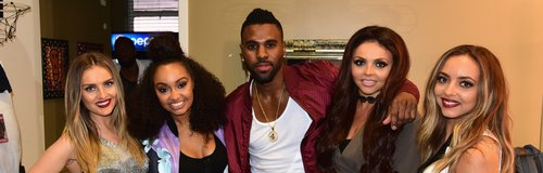 Little Mix and Jason Derulo