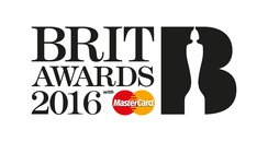 BRIT Awards 2016 Logo