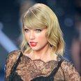 Taylor Swift Victoria's Secret 2014