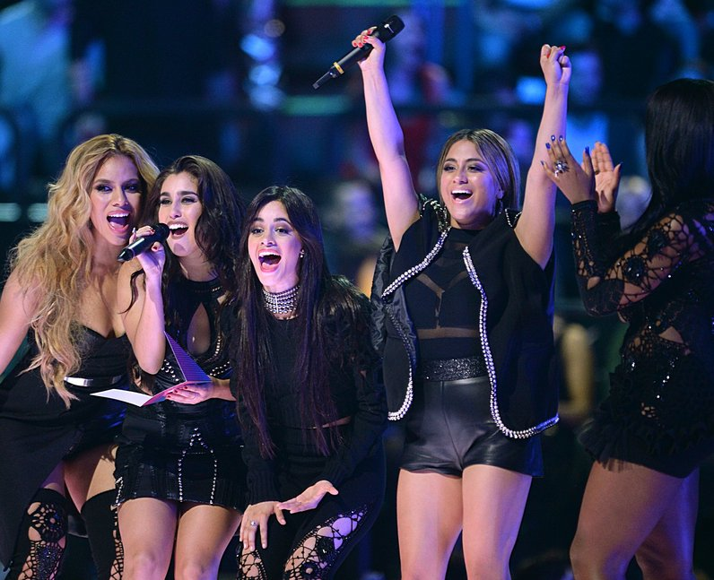Fifth Harmony MTV EMA's 2015 Live