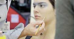 "Kendall Jenner ""A Day In The Life"" Video"