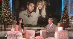 Kylie Jenner on Ellen Degeneres