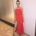 Image 3: perrie edwards red dress instagram