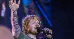 Ed Sheeran Live Adelaide
