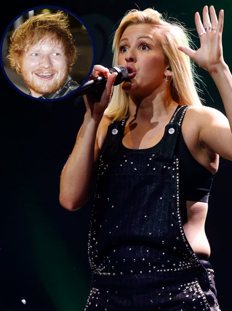 Ellie Goulding Ed Sheeran