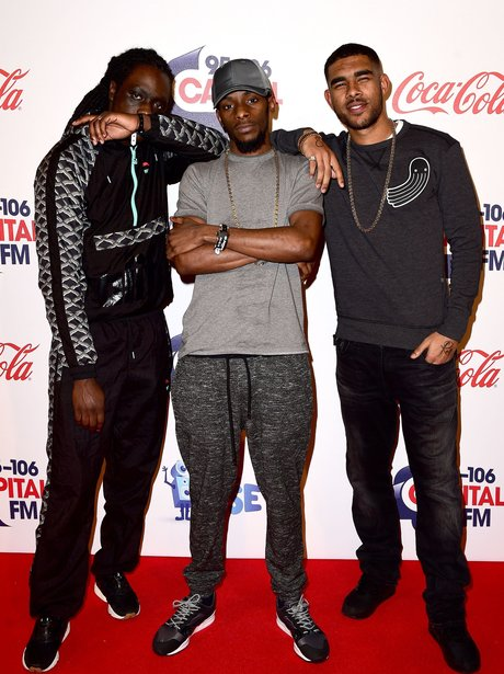 WSTRN Red Carpet Jingle Bell Ball 2015