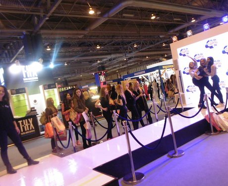 Best of Capital at Clothes Show 2015!