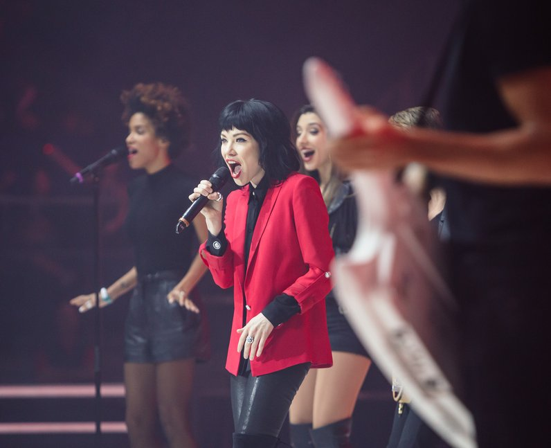 Carly Rae Jepsen Jingle Bell Ball 2015 Live