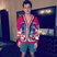 Image 1: Charlie Puth Christmas Instagram
