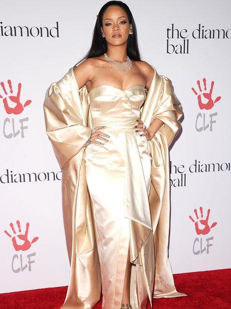 Rihanna's Diamond Ball