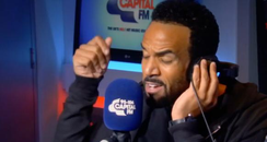 Craig David Freestyles with Roman Kemp