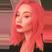 Image 4: Iggy Azalea Pink Hair Instagram