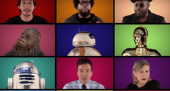 Star Wars Jimmy Fallon Cover