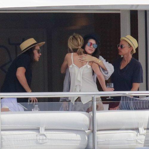 Harry Styles Kendall Jenner Ellen
