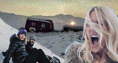 Ellie Goulding Ice Crash