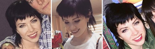 Carly Rae Jepsen's Mullet Hair