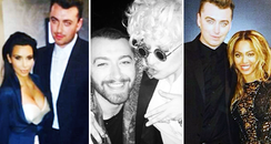 Sam Smith Celebrity Friends