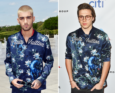 ZAYN Vs. Brooklyn Beckham Fashion Face-Off