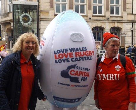 Spot the Ball @ Wales Vs Italy