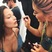 Image 2: Kylie Jenner does Bella Hadid's make-up Coachella