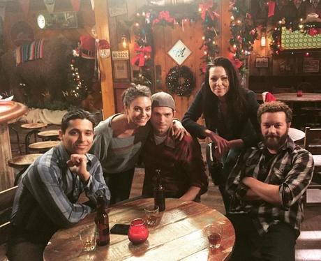 The 70's Show cast reunite